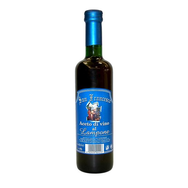 Aceto di vino al lampone